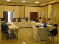 Na foto também registramos a presença da sra. Isabel Cardozo Gerente de RH da Huf do Brasil, vice -diretora no segmento Indústria do AGRUPARH