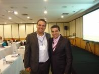 Com Robson Martins, seu Master Coach na Sociedade Brasileira de Coaching