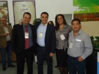Com André Lodi (Elev Coaching), Isabel Cardozo (HUF) e Rômulo Kobori (Sakata)
