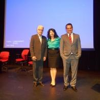 Com Suely Leao da ABRH e Luis Marcondes