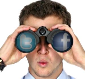 monitoramento redes sociais
