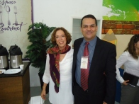 Com Gisela Kassoy