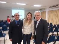 Adilson, Haidê e Luiz