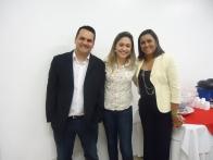 André, Haidê e Isabel