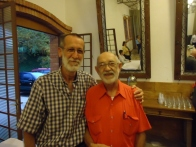 Sidney da Unicidades com sr. Wilson