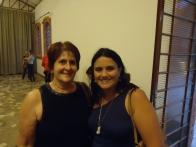 Elisangela -Sportlink com colega