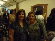 Eliete e Rita de Cássia