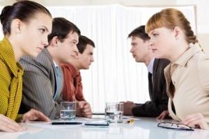 conflito no trabalho