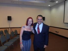 Com Dra. Ana Claudia Vanzelli