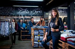 Carolina Bussadori, gerente de recursos humanos da TNG: a profissional mais velha do time de RH tem 26 anos | Crédito: Paulo Santos