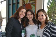 Janaína (Hotel Bourbon) com Jessica e Daniela (Mavalério)