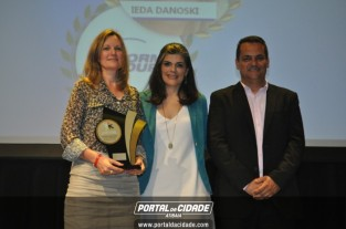 Ieda, Carla Morenno e Andre Mancuso