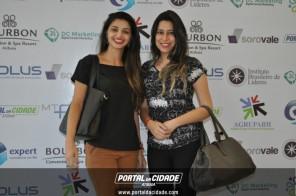 Milene e Michele do Hotel Refúgio